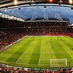 [champions] ManUtd v Arsenal : panorama 1 by Crystian Cruz