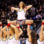 Basketball Superleague All-Star Game 2012 Cheerleaders by Aleksandr Osipov