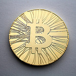 Bitcoin, bitcoin coin, physical bitcoin, bitcoin photo by antanacoins