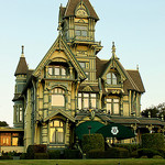 Carson Mansion by Prayitno / Thank you for (6 millions +) views