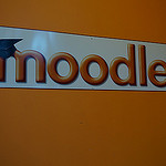 The Moodle sign by 4nitsirk