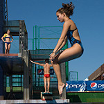 XXIII edición de la Pepsi Diving Cup de saltos - CN Metropole - Las Palmas de Gran Canaria by El Coleccionista de Instantes