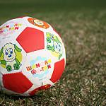 SAKURAKO - Soccer ball. by MIKI Yoshihito. (#mikiyoshihito)