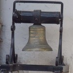 Station Bell 1858 at Inverness Railway Station Inverness Scotland by conner395